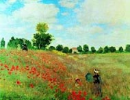 Claude Monet's 'Poppy Field'